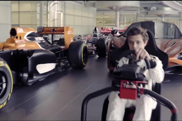 Photo of Η McLaren αναζητά οδηγό gamer για την ομάδα F1! [vid]