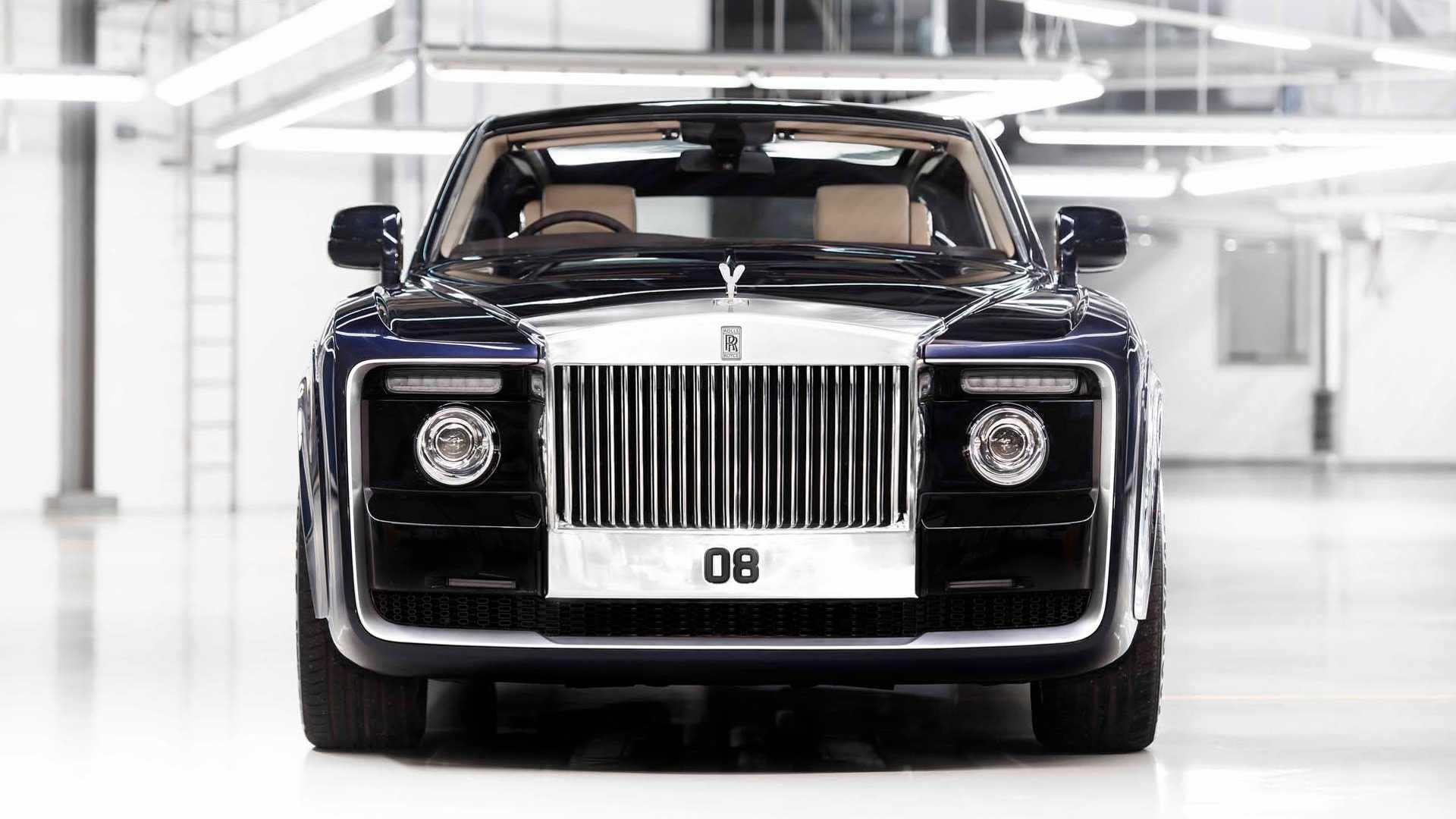 Photo of Rolls-Royce Sweptail… για έναν και μόνο! [vid]