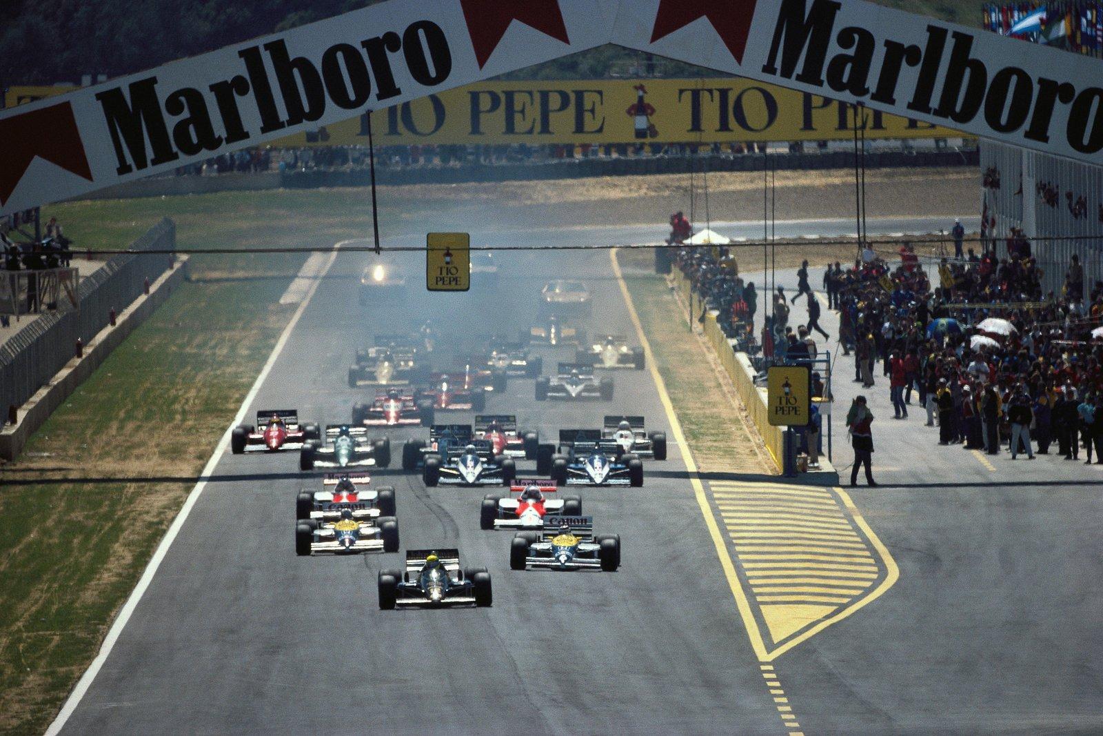 Photo of Παγκόσμιο Πρωτάθλημα 1986 – GP Ισπανίας: Ο Senna υποψήφιος πρωταθλητής!