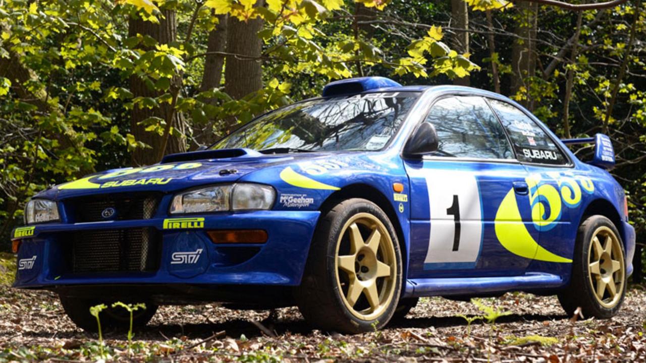 Photo of To Subaru Impreza του Colin McRae πωλήθηκε για 300.000 δολάρια!
