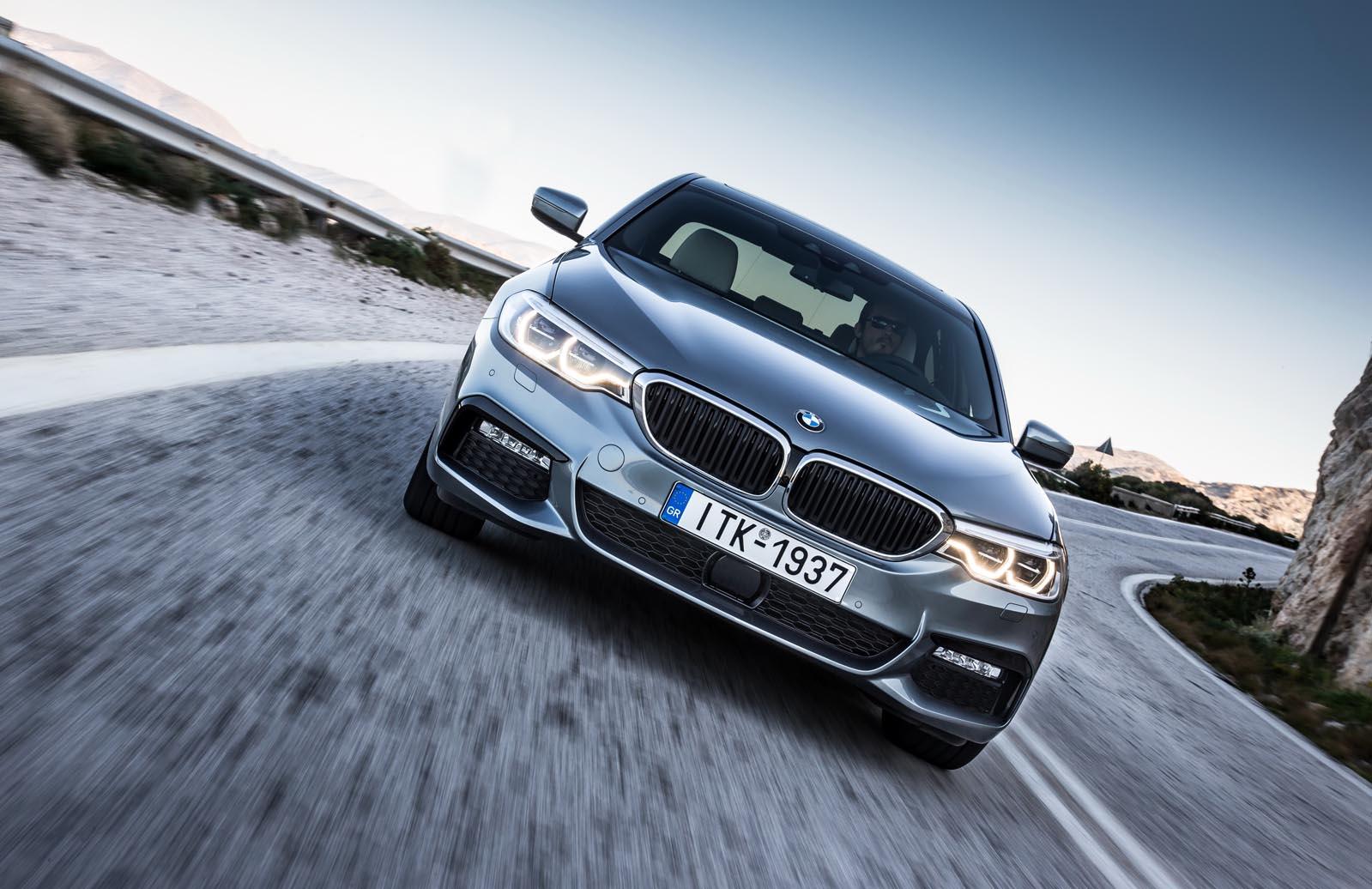 Photo of BMW 530i [test drive]
