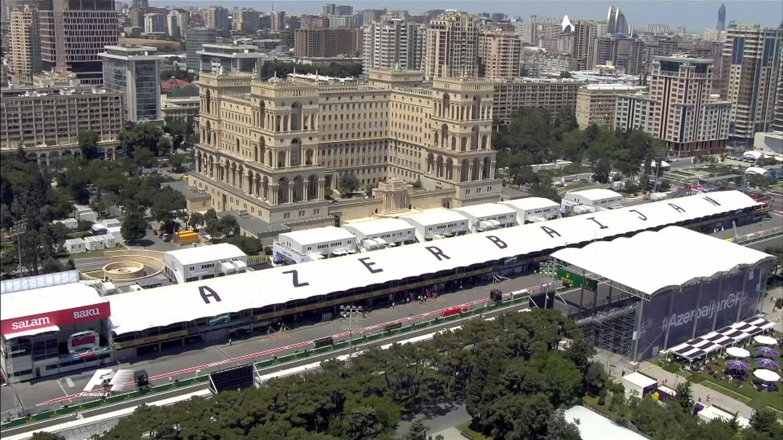 Photo of GP Αζερμπαϊτζάν: Στην pole position o Hamilton (Mercedes) για 66η φορά στην καριέρα του, ακολουθούν οι Bottas (Mercedes), Raikkonen (Ferrari), Vettel (Ferrari), Verstappen (Red Bull)  – Αύριο ο αγώνας ζωντανά στις 16:00 από την ΕΡΤ2.