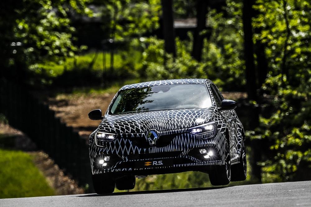 Photo of Τετραδιεύθυνση και δύο σασί για το νέο Renault Megane RS