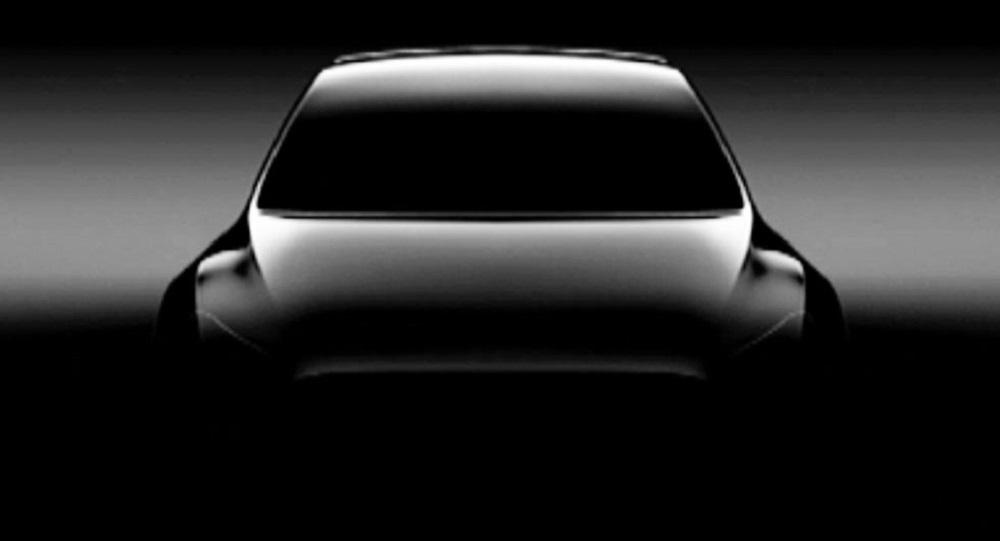 Photo of Πρώτη εικόνα για το νέο Tesla Model Y