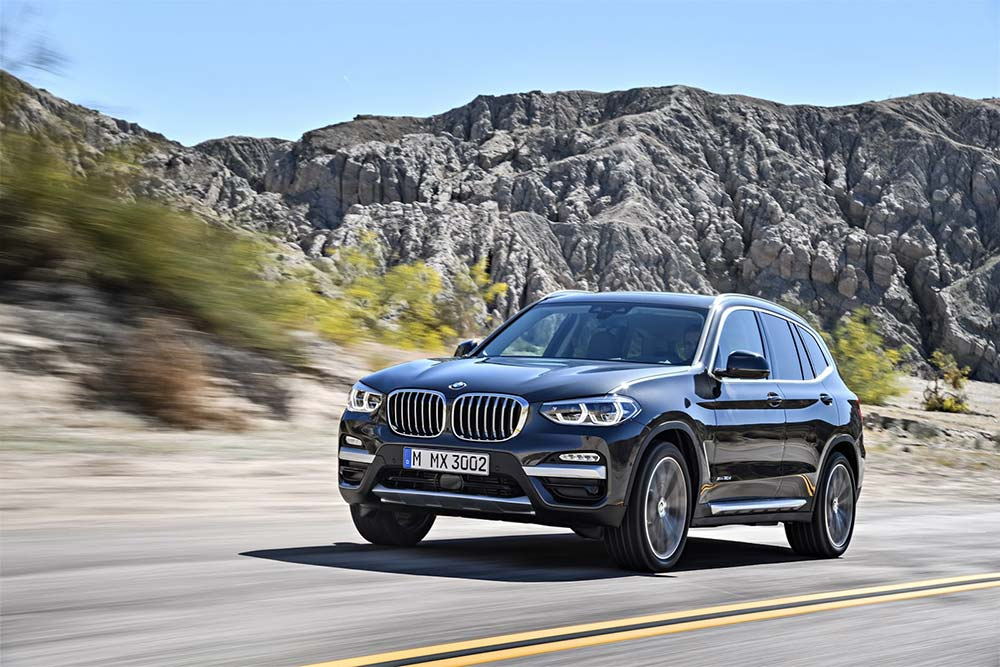 Photo of Αποκάλυψη για τη νέα BMW X3 [vid]