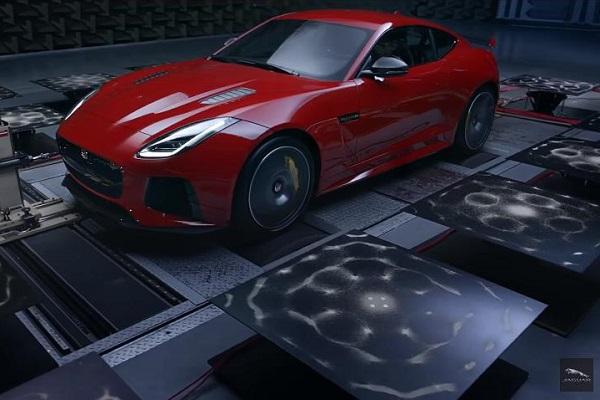 Photo of Η εξάτμιση μίας Jaguar ζωγραφίζει! [vid]