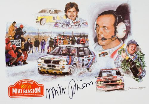 Photo of Νόσταλγες Lancia αναμνήσεις με τον Miki Biasion [vid]