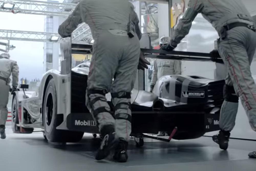Photo of Porsche, στο δρόμο για το Le Mans [vid]