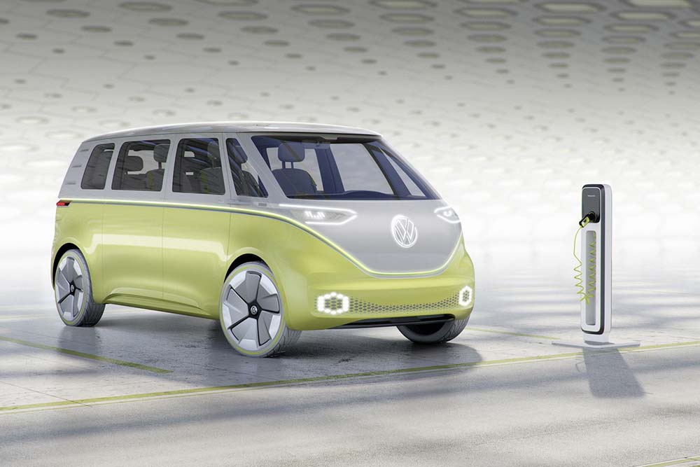 Photo of VW I.D. Buzz, έρχεται το 2022!