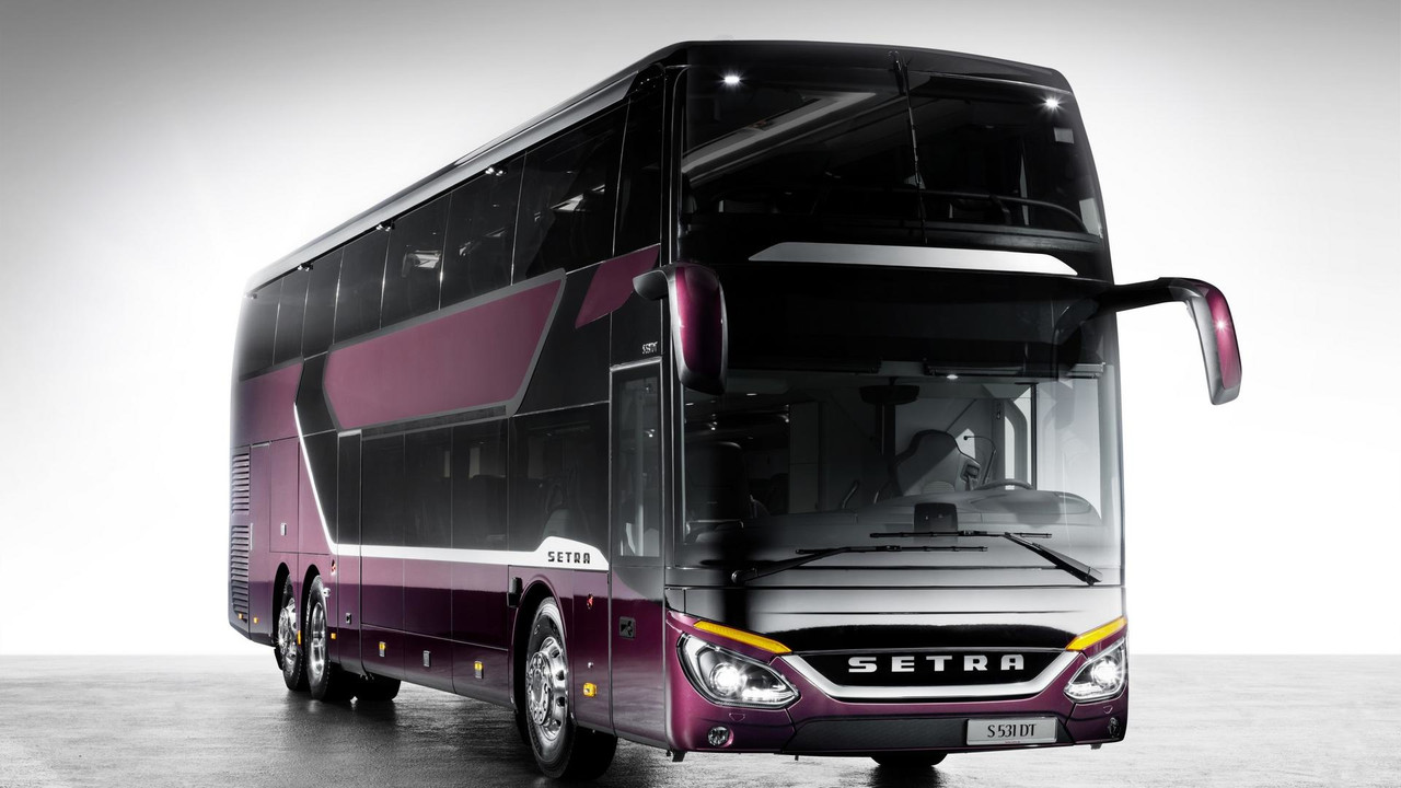 Photo of To Setra S 531DT έχει ίδια αεροδυναμική με το Ford Focus RS! [vid]