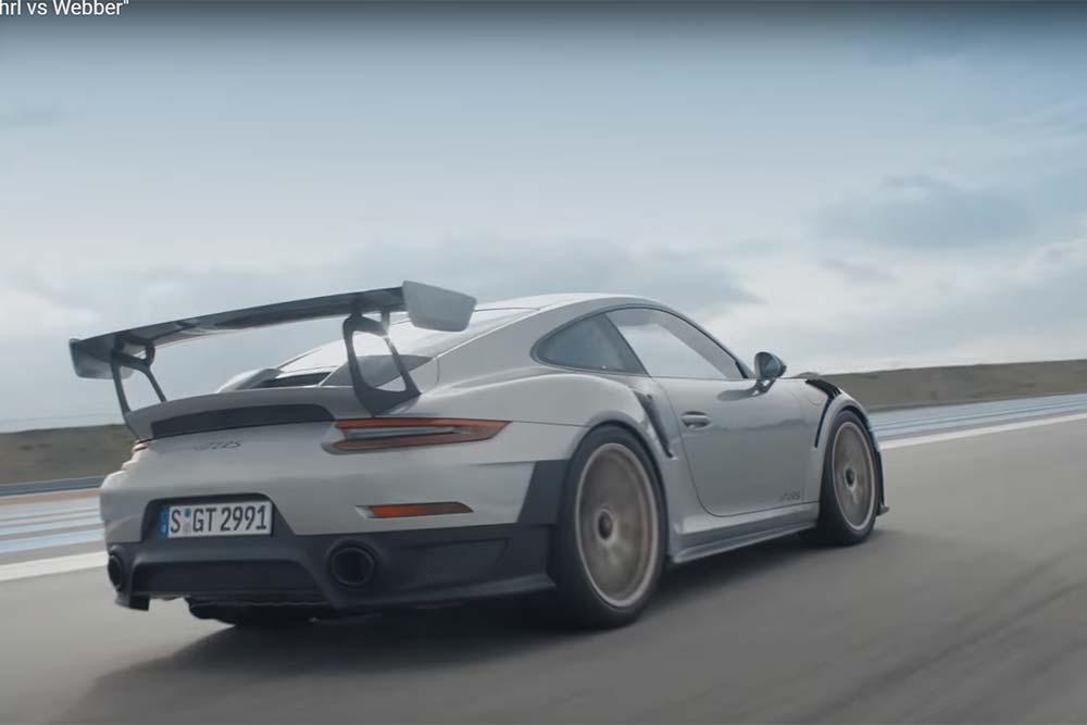 Photo of Νέο ρεκόρ ταχύτητας στο Ring από την 911 GT2 RS [vid]