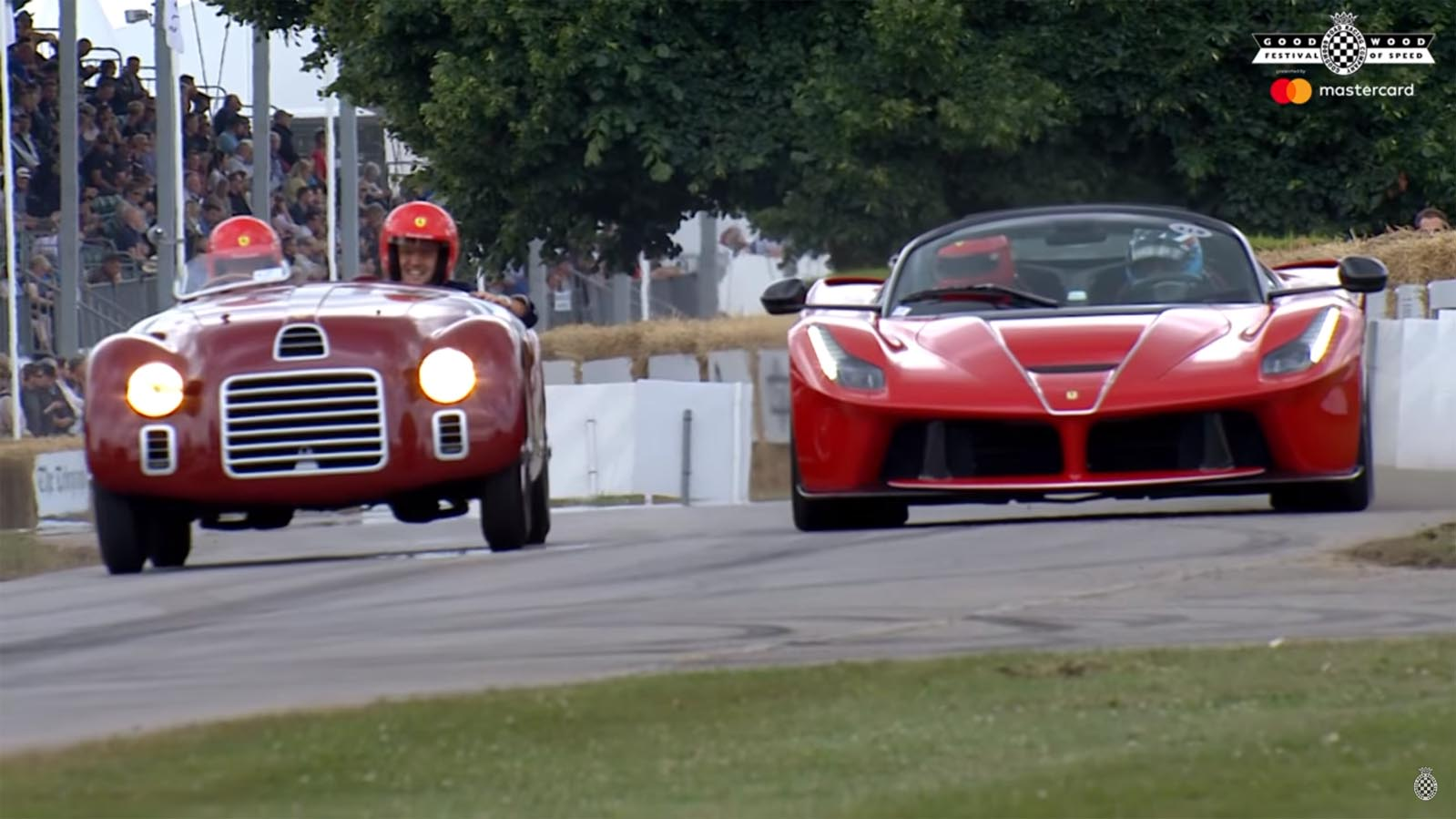 Photo of Τα highlights του Goodwood Festival of Speed μέσα από 16 βίντεο [vid]