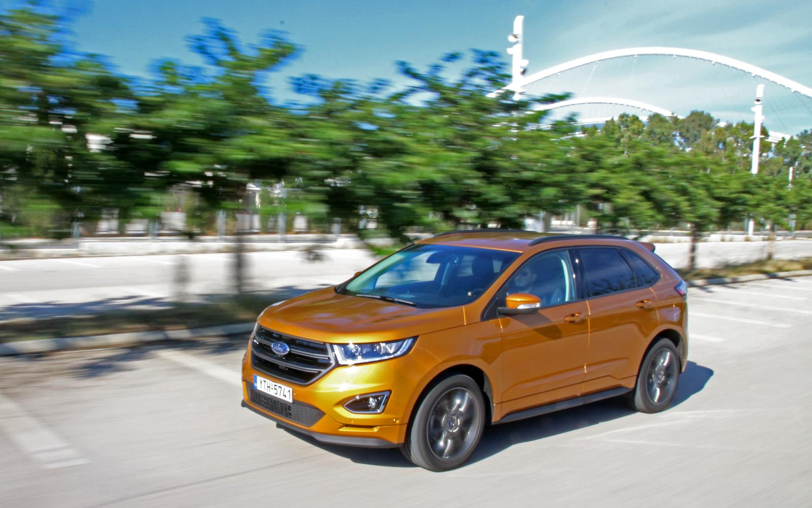 Photo of Ford Edge 2.0 TDCi 210 PS [test drive]