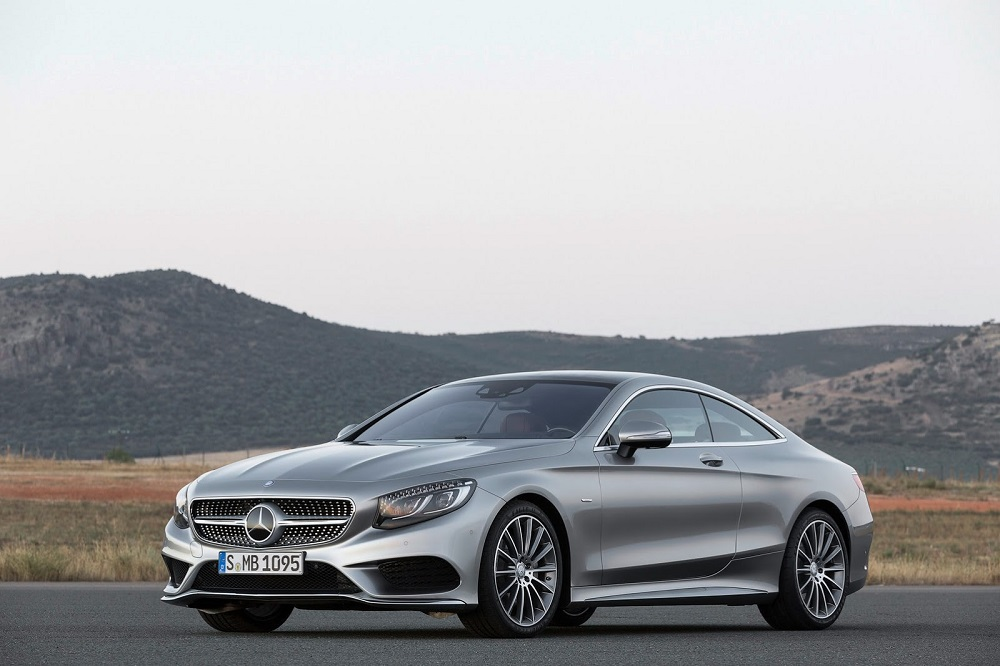 Photo of Ανανέωση για τις Mercedes-Benz S-Class Coupe και Cabriolet