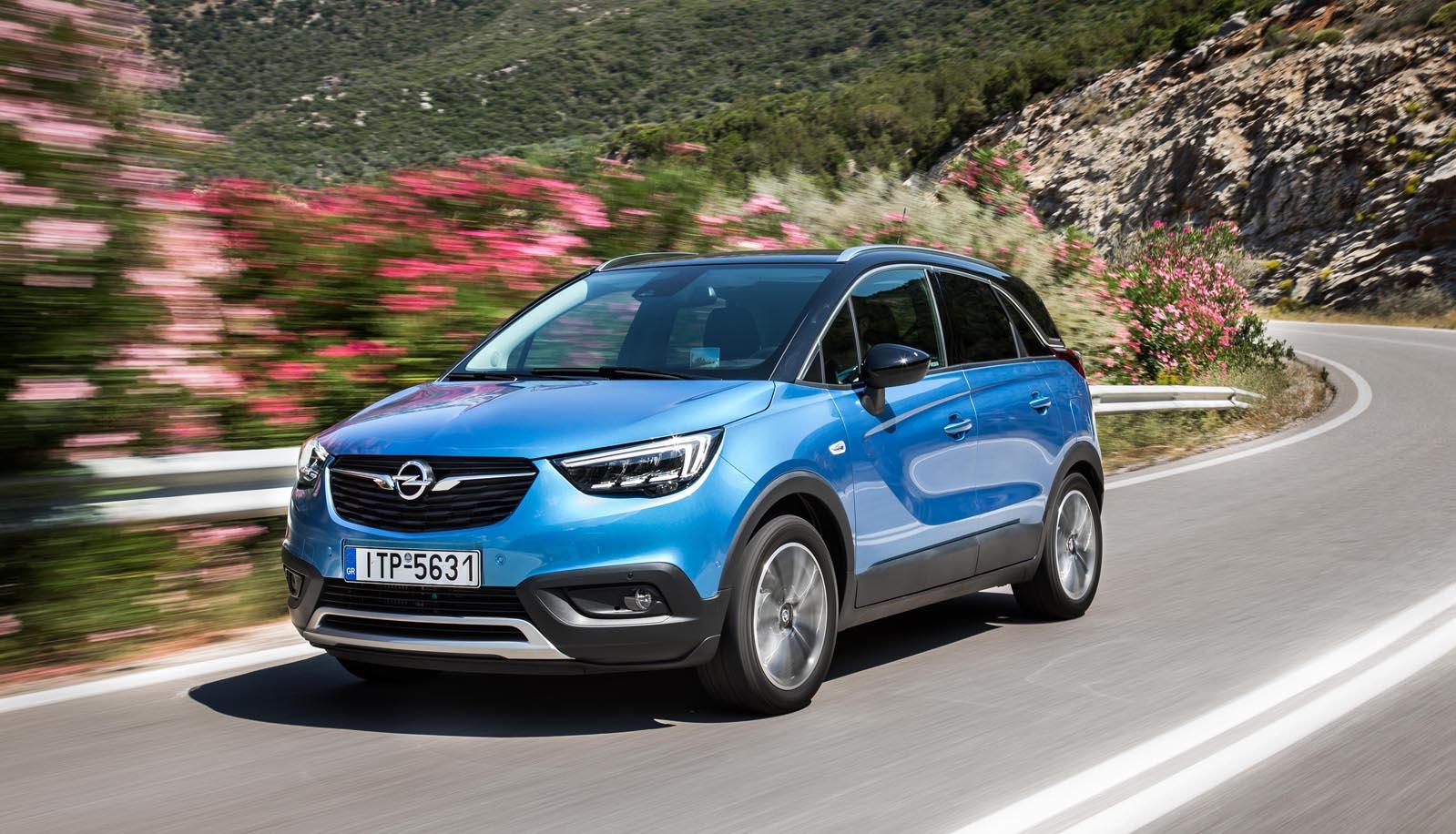Photo of Opel Crossland X 1.2T & 1.6 CDTi [test drive]