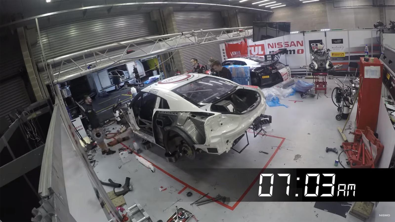 Photo of Πως ένα NISMO GT3 επισκευάστηκε σε μερικές μόλις ώρες; [vid]