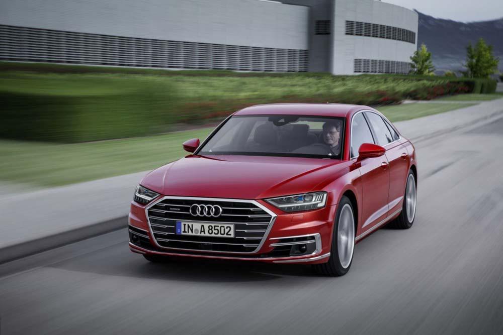 Photo of Αποκάλυψη για το νέο Audi A8
