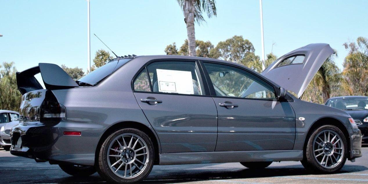 Photo of Πόσο πωλήθηκε ένα Mitsubishi Lancer Evo IX MR;
