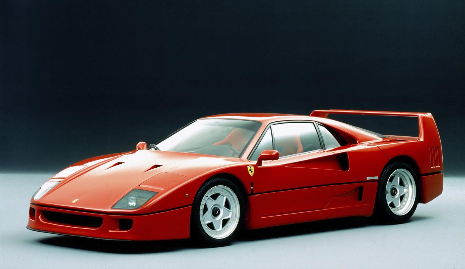 Photo of «Τριαντάρισε» η θρυλική Ferrari F40!