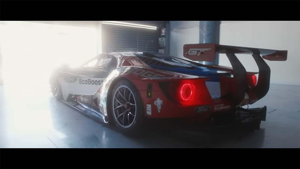 Photo of H Ford επιστρέφει στο Le Mans [vid]