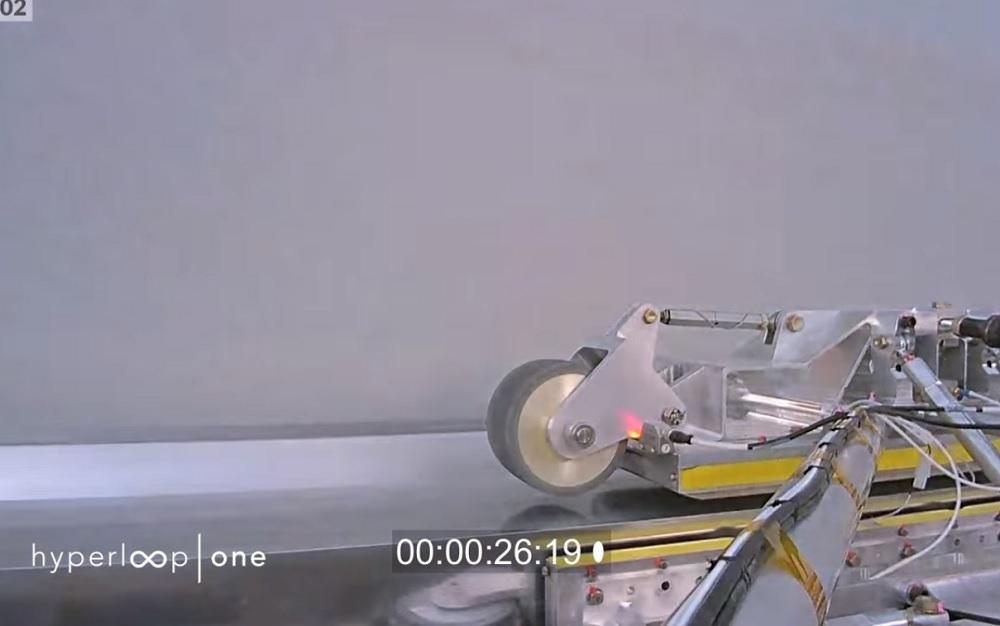 Photo of Το Hyperloop One ολοκλήρωσε την πρώτη πλήρους κλίμακας δοκιμή [vid]