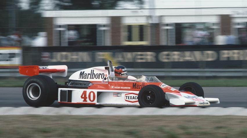 Photo of GP Silverstone 1977: Η παρθενική εμφάνιση του Gilles Villeneuve