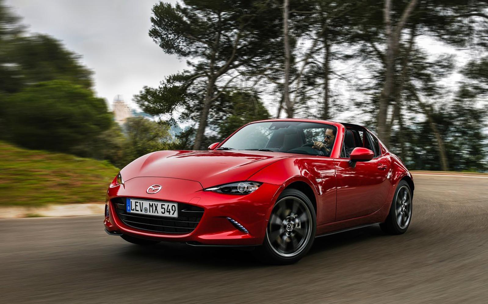 Photo of Η Mazda ετοιμάζει σούπερ μοτέρ με ηλεκτρικό turbo!