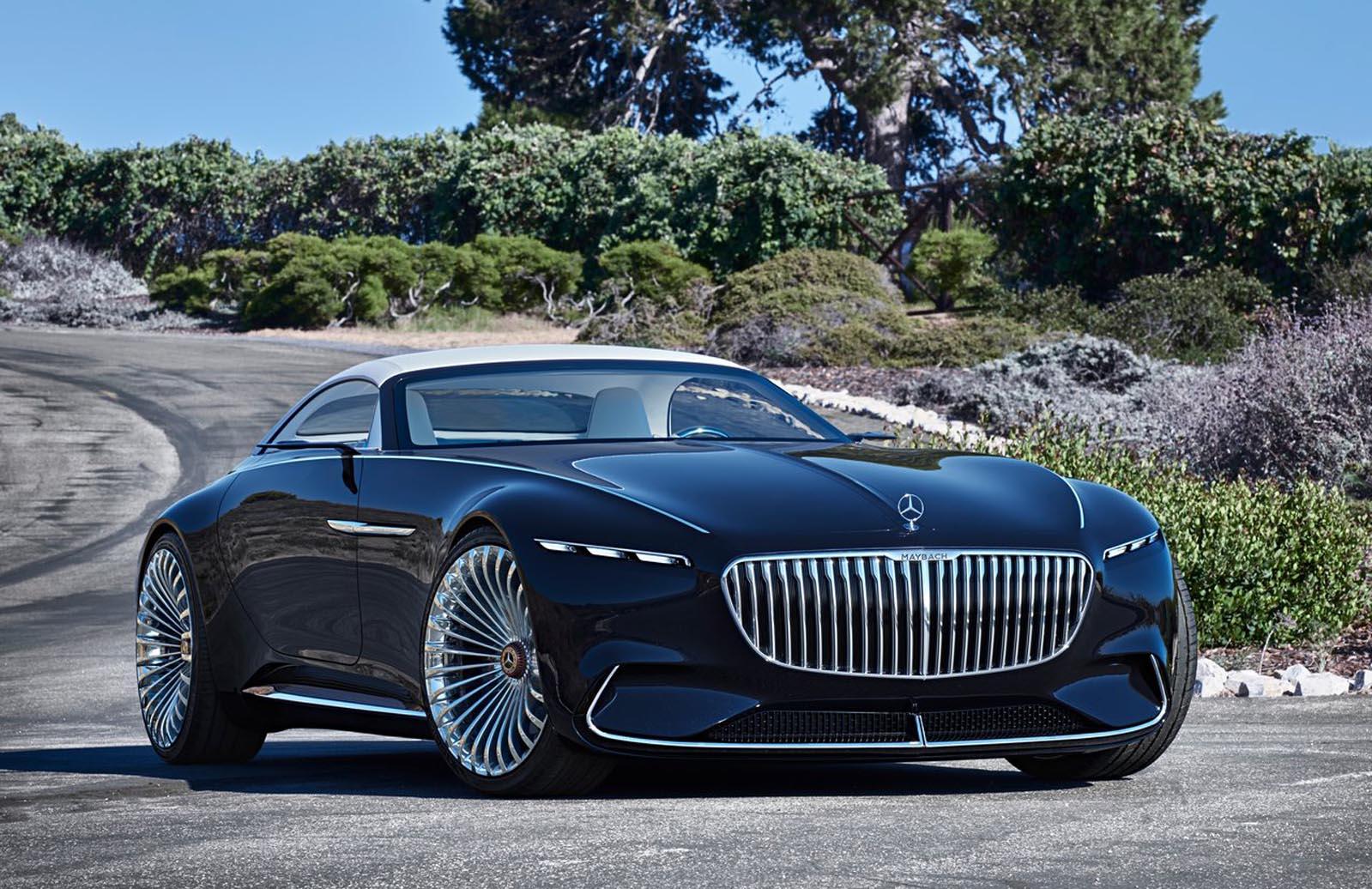 Photo of Ηλεκτρίζει η Mercedes-Maybach 6 Cabriolet