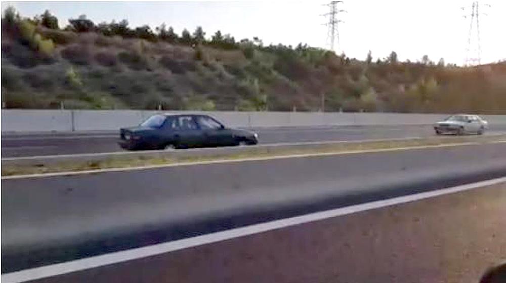 Photo of Απίστευτο! Οδηγούσε ανάποδα στην οδό Κορίνθου-Τριπόλεως! [vid]