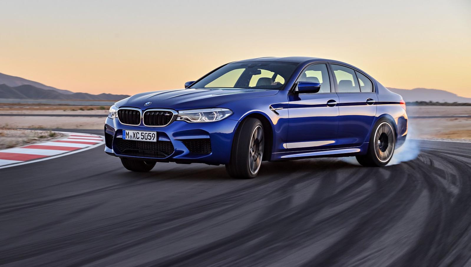 Photo of Στα σκαριά μία υβριδική BMW M5;