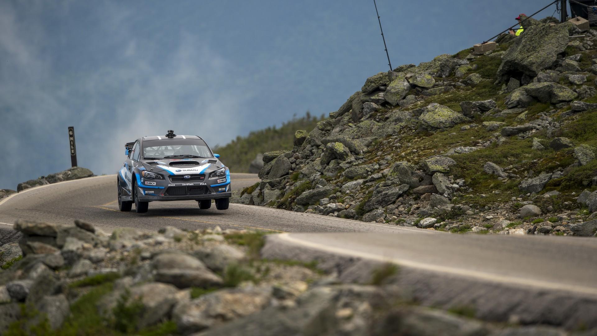 Photo of H Subaru κατέρριψε το ρεκόρ της ανάβασης Mt. Washington [vid]