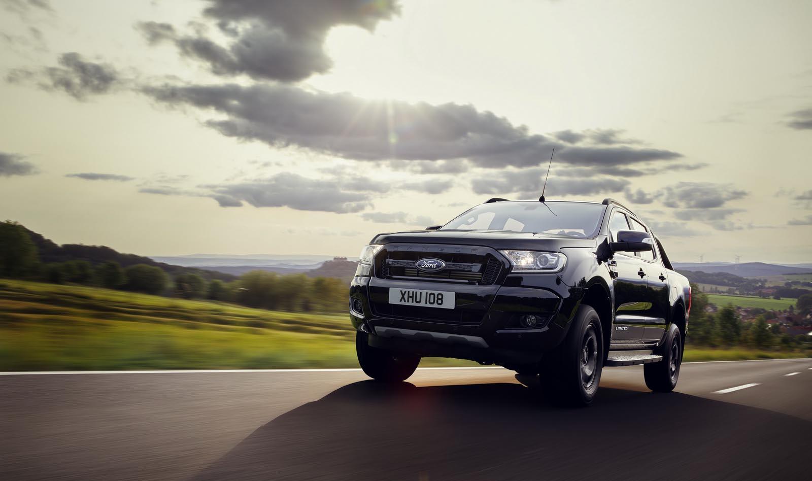 Photo of Ford Ranger Black Edition για 2.500 για «αγρότες» με στιλ