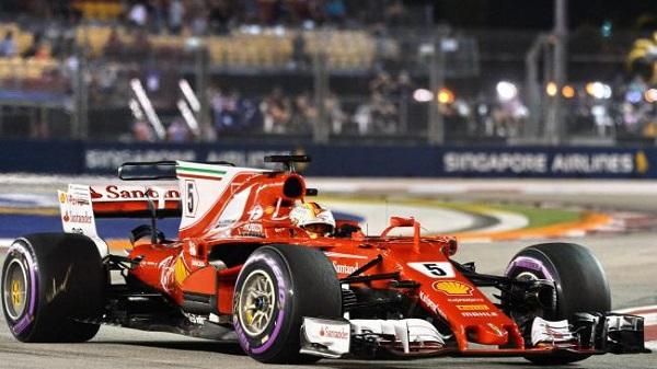 Photo of GP Σιγκαπούρης, τα μαγικά του Vettel στις κατατακτήριες δοκιμές!