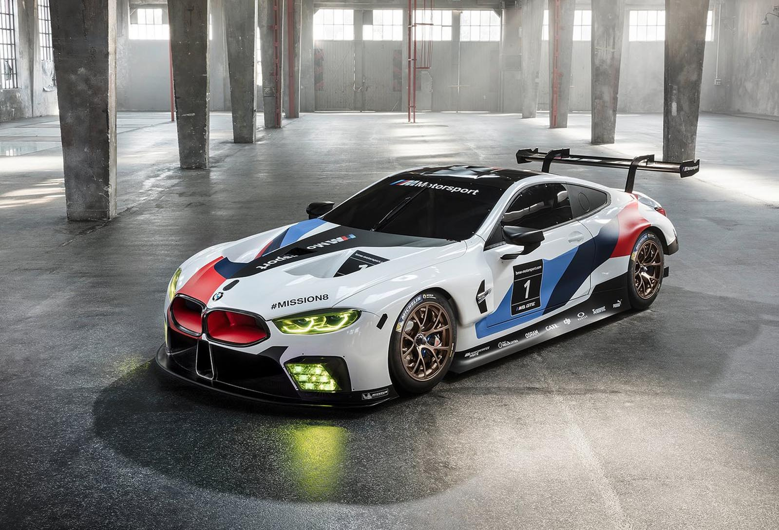 Photo of Έτοιμη για μάχη η BMW M8 GTE [vid]