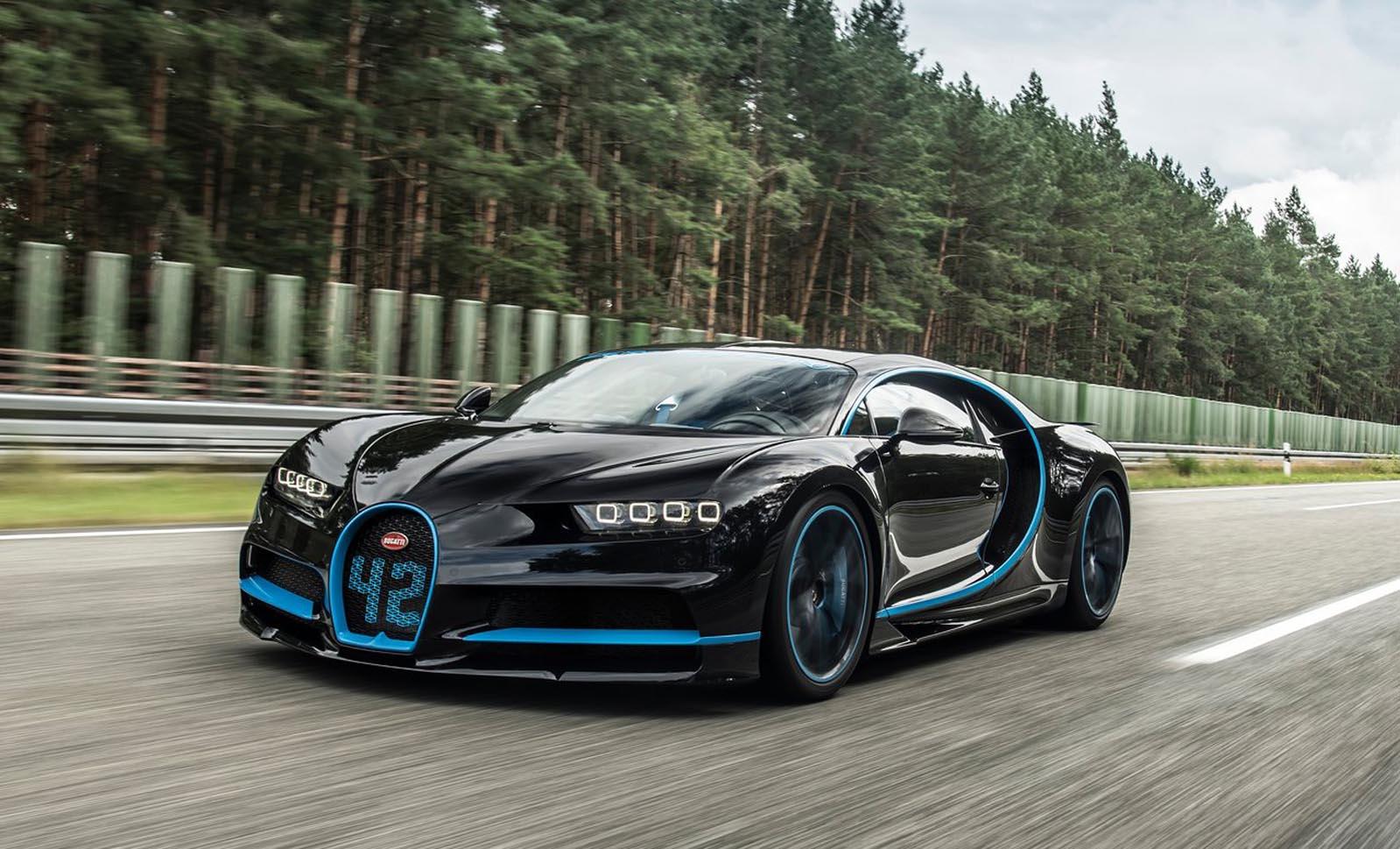 Photo of Θα το κάνει το ρεκόρ η Bugatti Chiron;