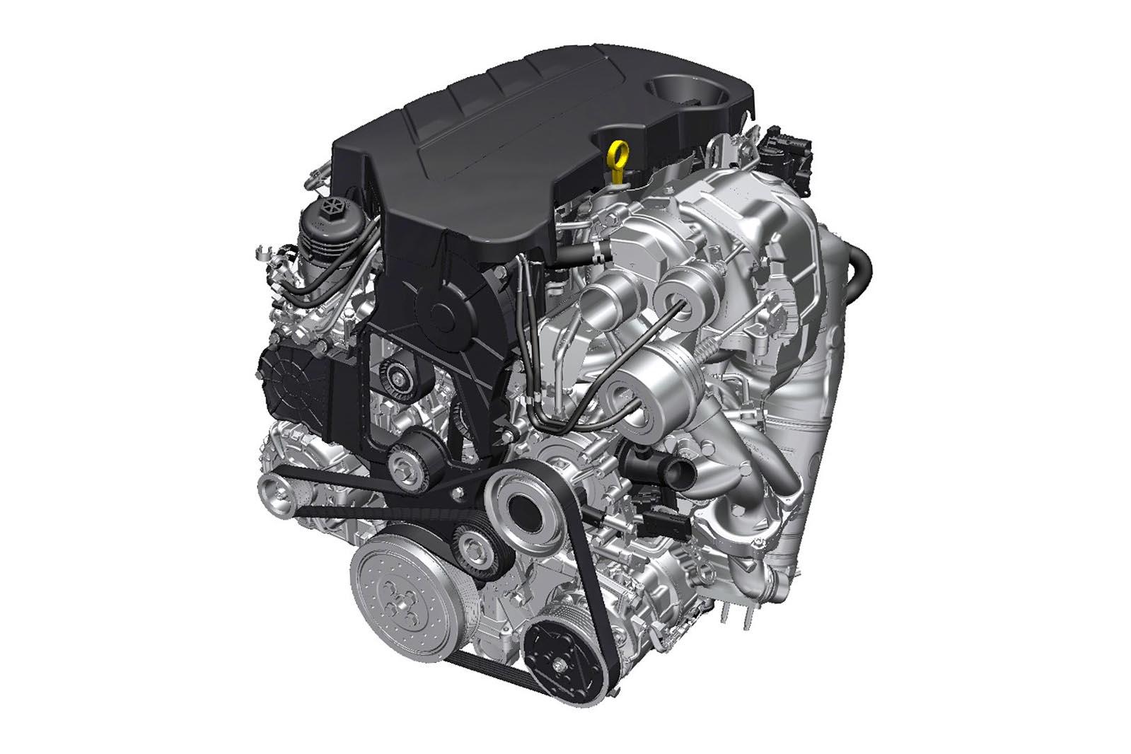 Photo of Νέος ντίζελ bi-turbo για το Opel Insignia