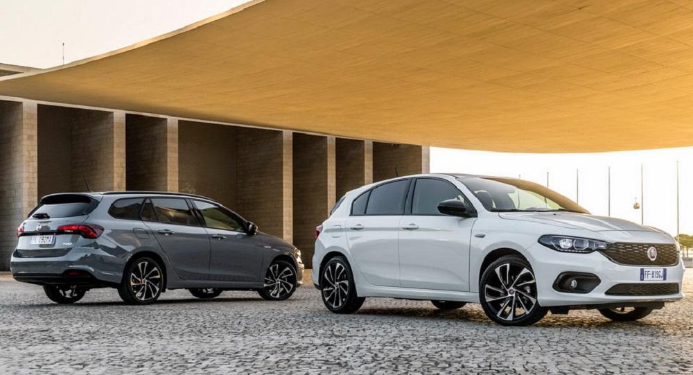 Photo of Νέα, σπορτίφ έκδοση Fiat Tipo S-Design