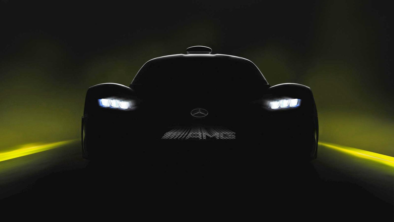 Photo of Στην τελική ευθεία η σπέσιαλ Mercedes-AMG Project One!