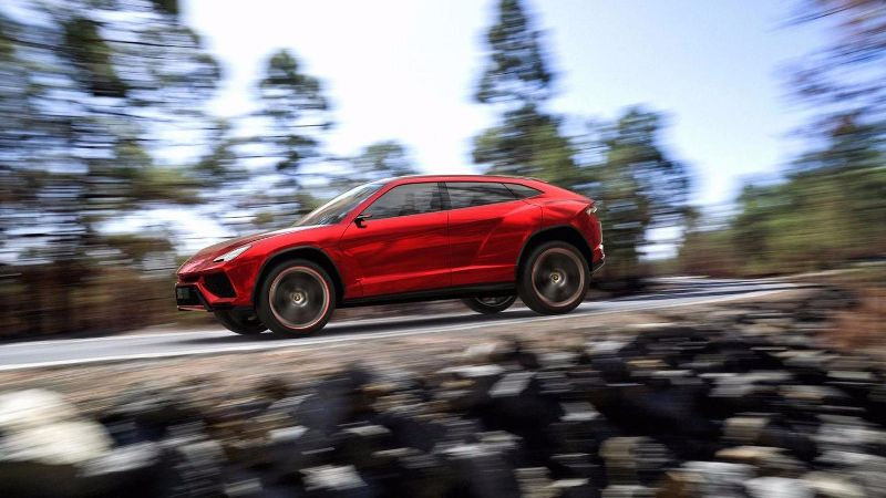 Photo of H Lamborghini Urus, το ταχύτερο SUV στο ring