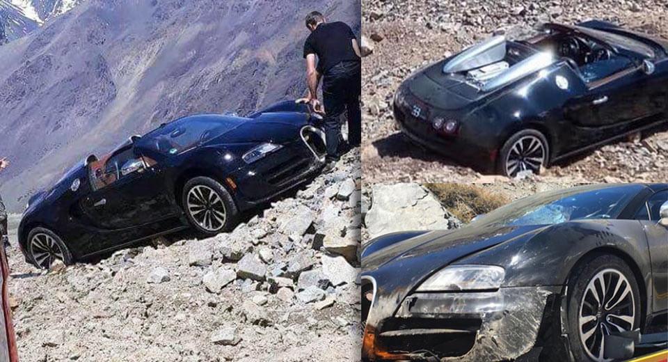 Photo of Μία Bugatti βούτηξε στις Άνδεις!