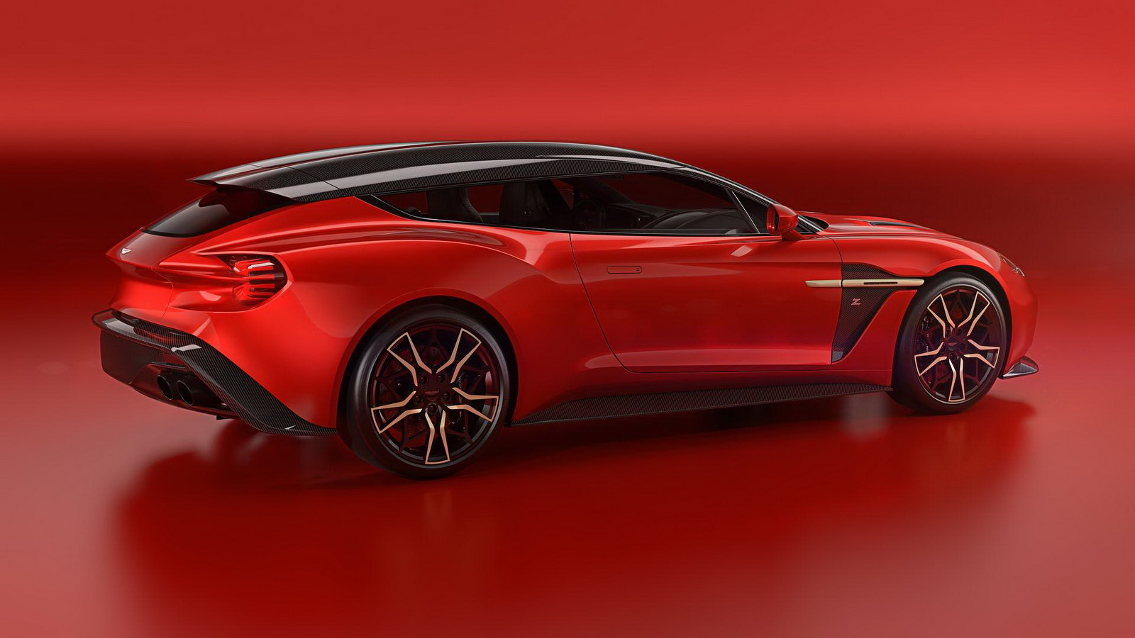 Photo of Πραγματικό αριστούργημα η Aston Martin Vanquish Zagato Shooting Brake