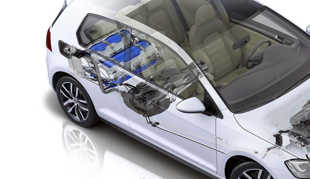Photo of Νέο Volkswagen Golf TGI με φυσικό αέριο CNG [vid]