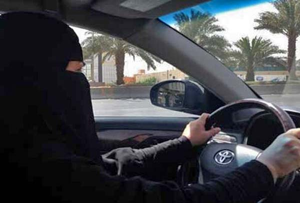Photo of To πρώτο θύμα γυναίκα οδηγός στην Σαουδική Αραβία!