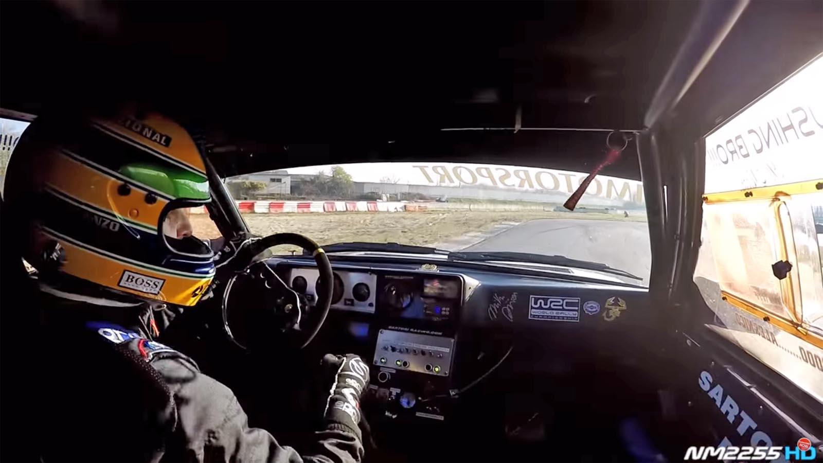 Photo of Απίστευτος ο ήχος της αγωνιστικής Lancia Delta HF Integrale [vid]