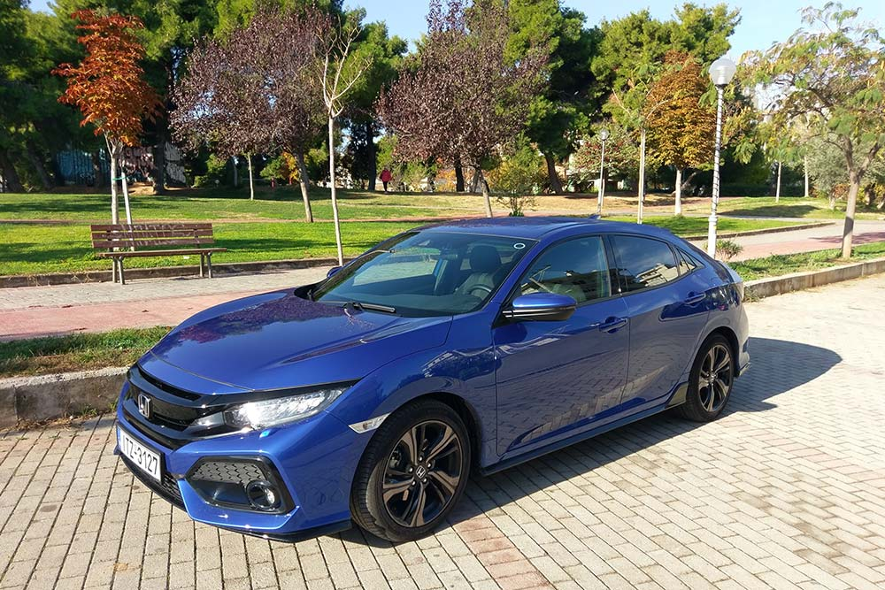 Photo of Κιβώτια CVT: Η Honda έκανε τη διαφορά… [blog+test drive]