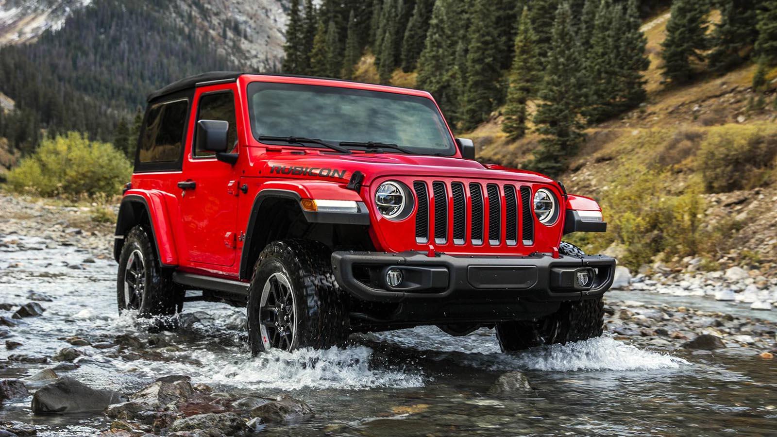 Photo of Διαθέσιμο το νέο Jeep Wrangler