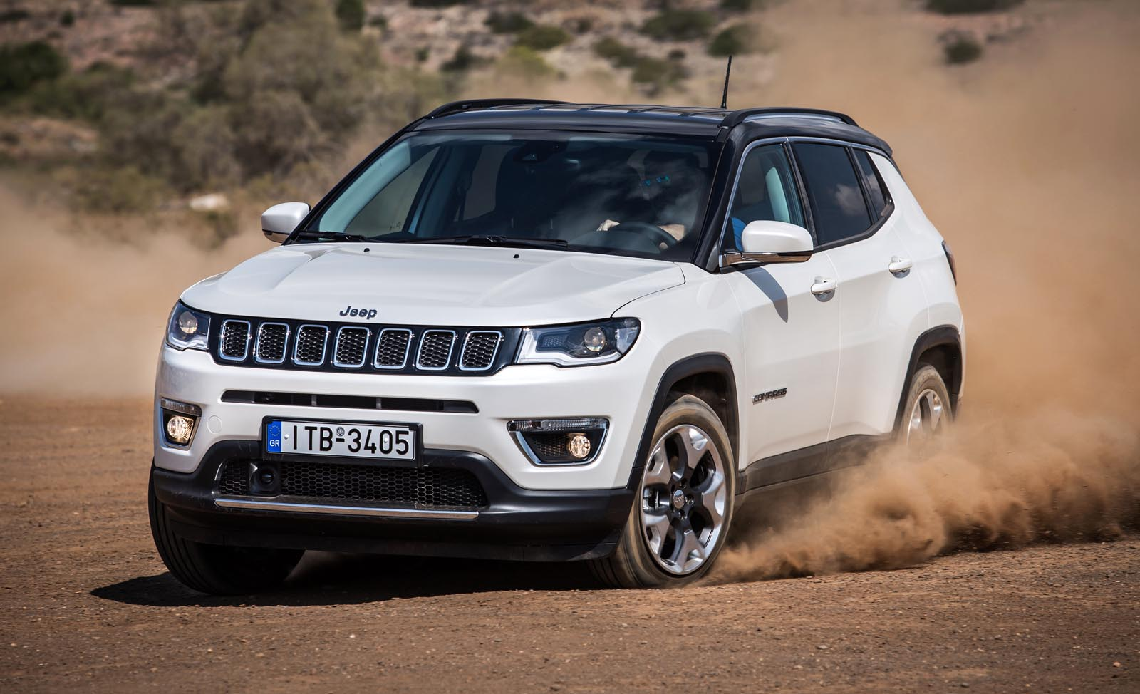 Photo of Jeep Compass 2.0 Multijet AWD Auto [test drive]