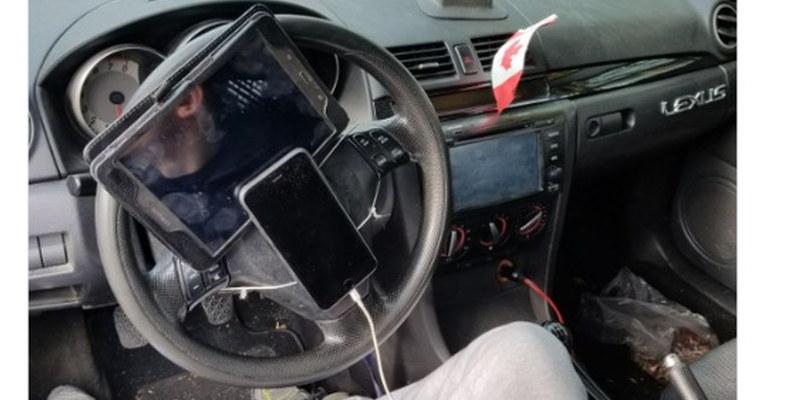 Photo of Αυτό θα πει διασυνδεμένος οδηγός με το αυτοκίνητο του!