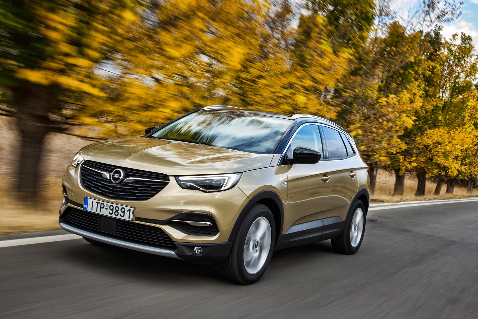 Photo of Opel Grandland X 1.6 CDTi [test drive]