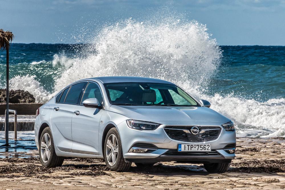 Photo of Opel Insignia Grand Sport 1.6 CDTi 136 PS [test drive]